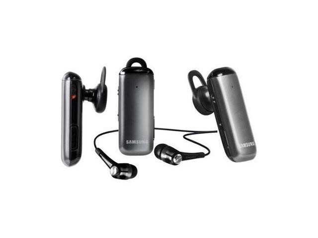 Samsung HS3000 Black Bluetooth Stereo Headset