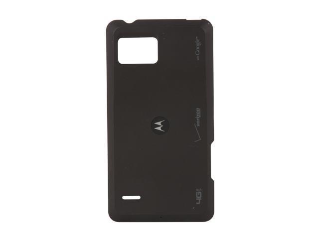 MOTOROLA Black Standard Battery Door For DROID Bionic SJHN0691A