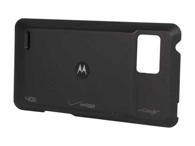 MOTOROLA Black Extra Capacity Battery Door For DROID Bionic SJHN0692A