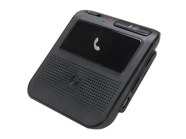 MOTOROLA T325 Black In-Car Bluetooth Speakerphone