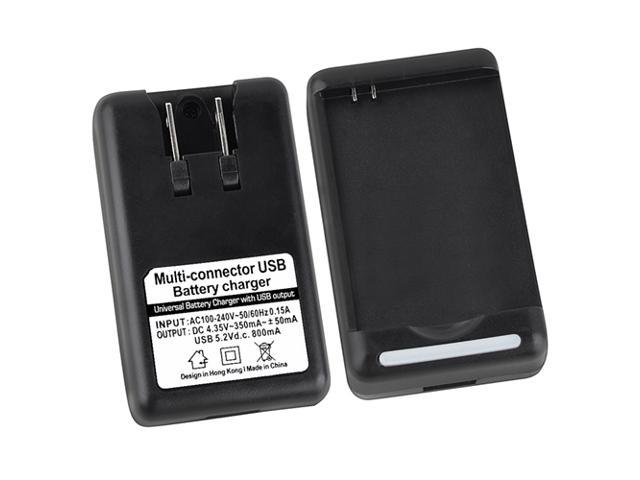Insten 3 x 2100mAh battery + US Wall USB Charger For Samsung Galaxy S 3 III i535 L710