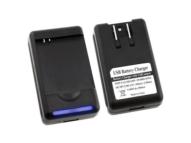 Insten 3X 1500mAh Battery + Charger for Samsung Galaxy S 4G SGH-T959v