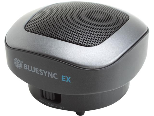 GOgroove BlueSYNC EX Portable Bluetooth Speaker with Rechargeable Battery and Pop-Up Design - Works with Apple iPhone 6 Plus, Samsung Galaxy Note 4, LG G3, HTC One M8 and More