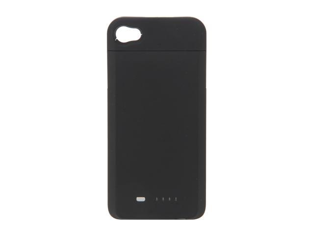 UNU DX Black 1700mAh Protective Battery Case For iPhone 4/4S DX-04-1700B