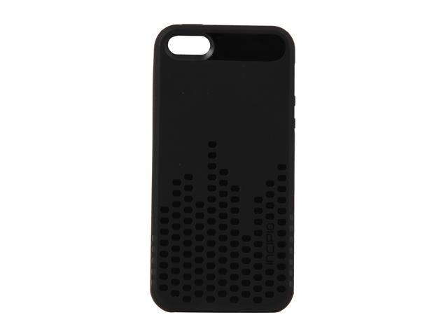 Incipio Frequency Obsidian Black Case For iPhone 5 / 5S IPH-800