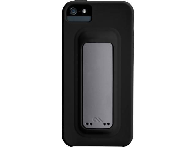 Case-Mate Black/Titanium Grey iPhone 5 Snap Case CM022506