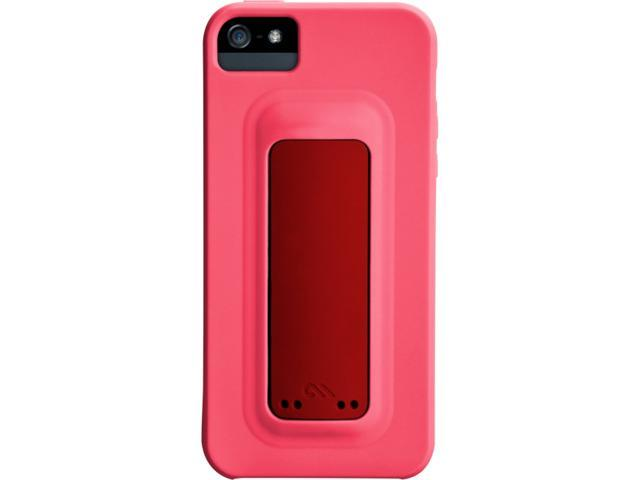 Case-Mate Lipstick Pink/Flame Red iPhone 5 Snap Case CM022504