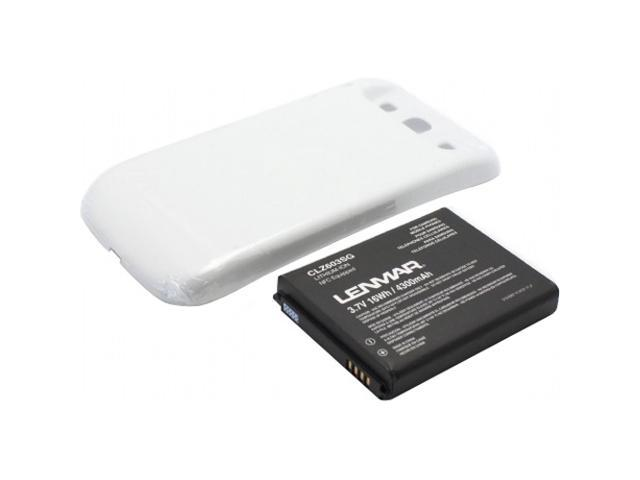 Lenmar 4300 mAh Replacement Battery for Samsung Galaxy S III CLZ603SG
