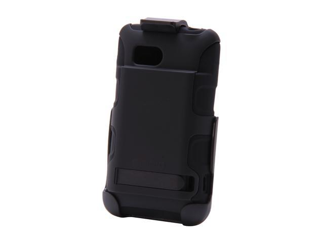 Seidio ACTIVE Extended Combo Black Holster For HTC ThunderBolt BD2-HK3HTMECX-BK
