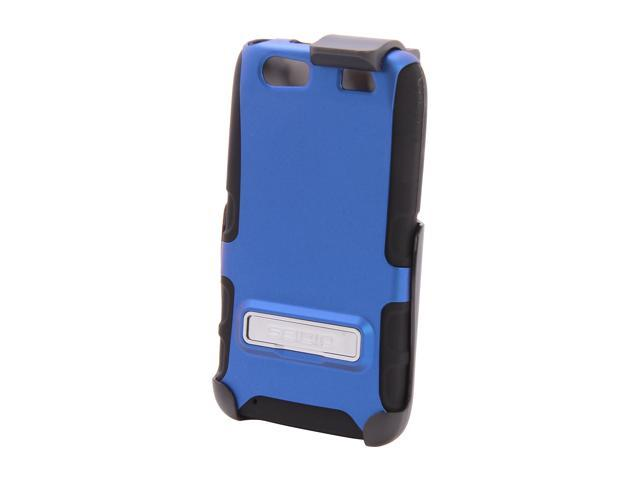 Seidio DILEX Combo with Metal Kickstand Royal Blue Holster For Motorola Atrix HD BD2-HK3MTAT3K-RB