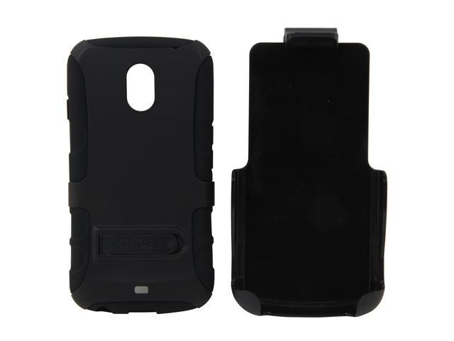 Seidio ACTIVE Combo (with kickstand) Black Holster For Samsung Galaxy Nexus (LTE) BD2-HK3SSGNLK-BK