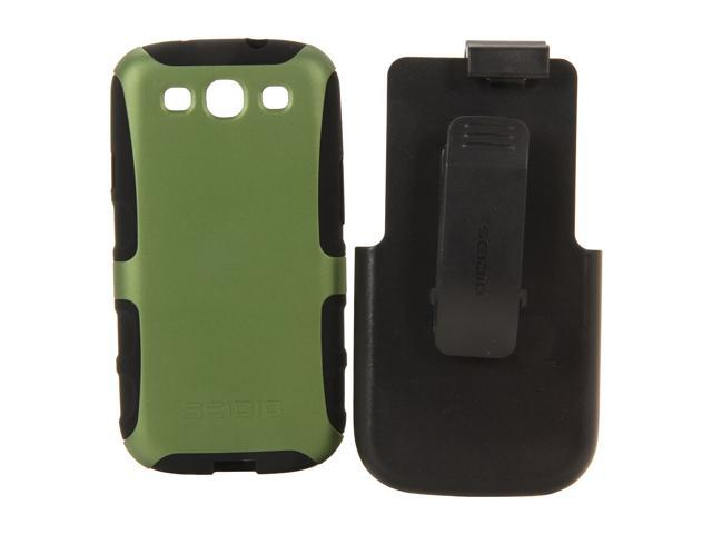 Seidio DILEX Combo Sage Holster For Samsung Galaxy S III BD2-HK3SSGS3-GN