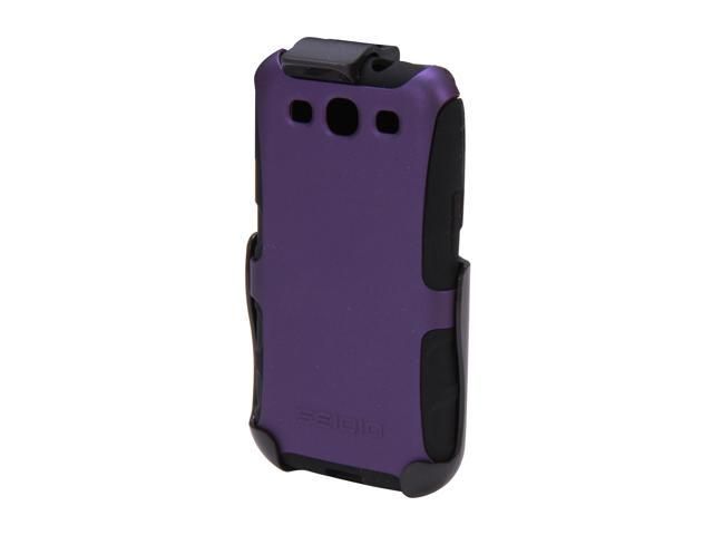 Seidio DILEX Combo with Metal Kickstand Amethyst Holster For Samsung Galaxy S III BD2-HK3SSGS3-PR
