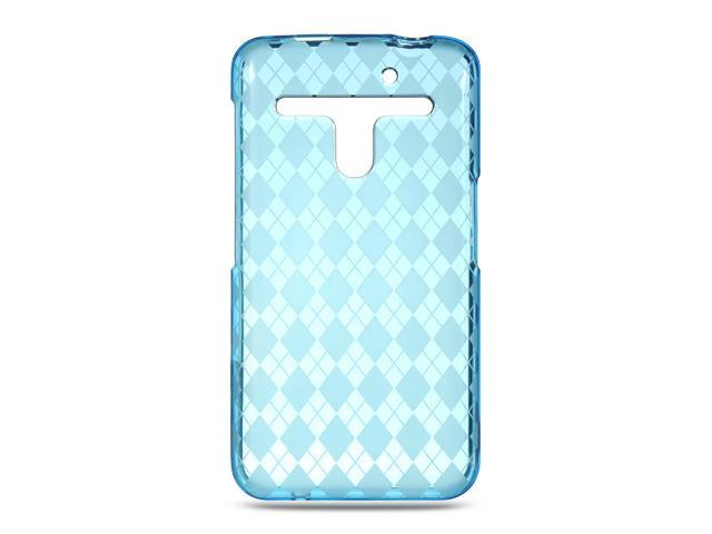 Luxmo Blue Blue Checker Design Case & Covers LG Revolution/Esteem VS910
