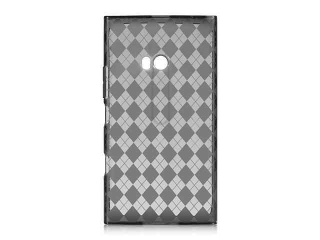 Nokia Lumia 900 Smoke Checker Design Crystal Skin