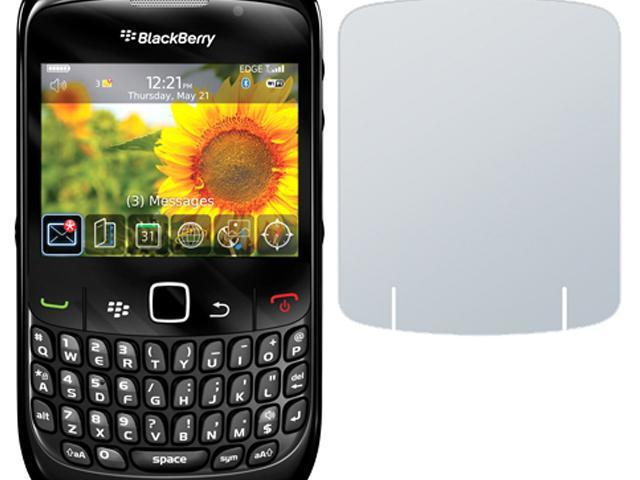Luxmo Clear Clear Case & Covers BlackBerry Curve 2/8520/8530/9300