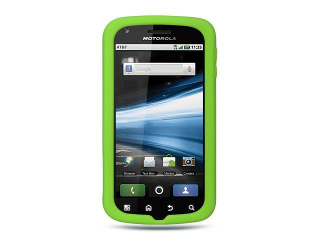 Luxmo Green Green Case & Covers Motorola Atrix MB860