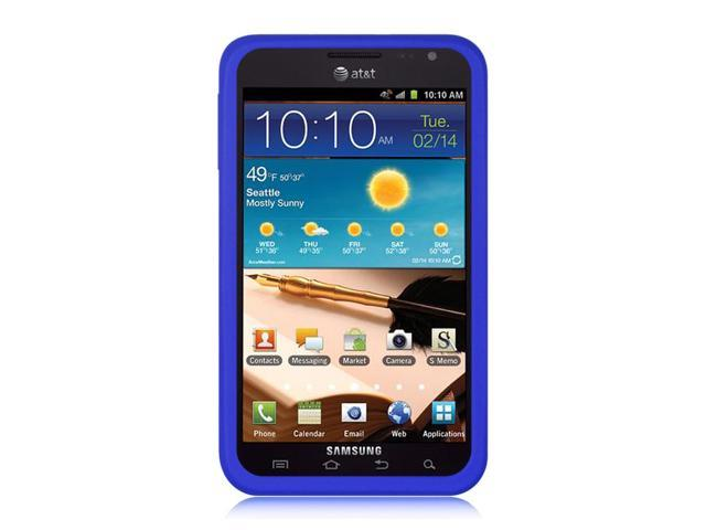 Luxmo Blue Blue Case & Covers Samsung Galaxy Note I717