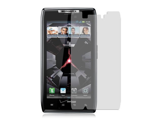 Luxmo Clear Anti-Gloss Case & Covers Nokia Lumia 900