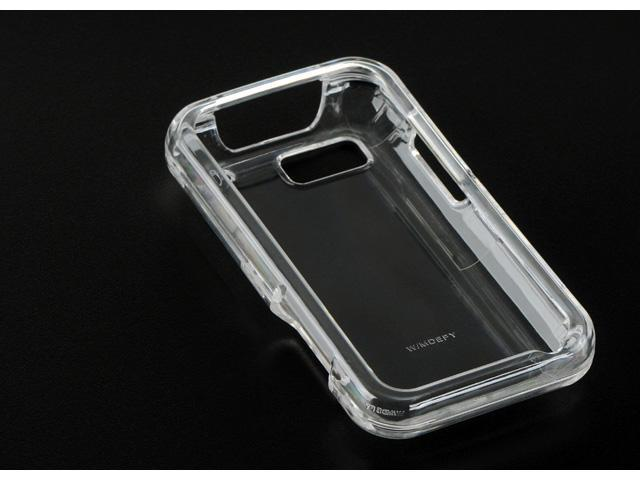 Luxmo Clear Clear Case & Covers Motorola Defy