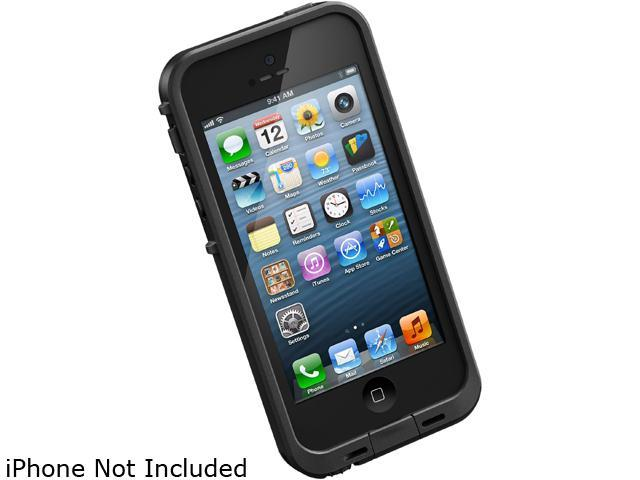 LifeProof fre Black Case For iPhone 5 1301-01
