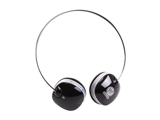 Accessory Power GG-SOLACEAIR Black GOgroove SolaceAIR Wireless Bluetooth Stereo Headset