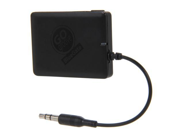 Accessory Power GG-BLUEGATE Black GOgroove BlueGate Bluetooth Receiver