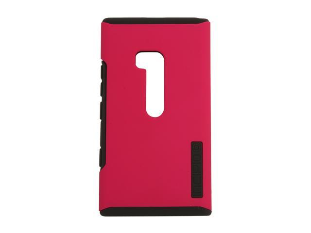 Incipio SILICRYLIC Magenta/Dark Gray Hard Shell Case w/ Silicone Core For Nokia Lumia 900 NK-116