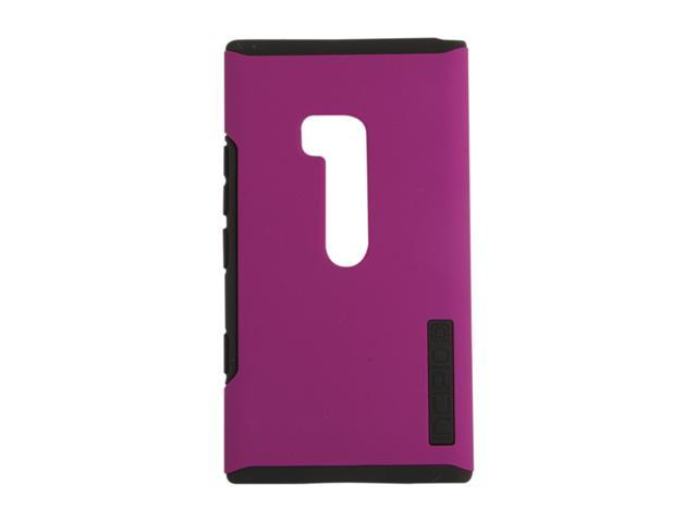 Incipio SILICRYLIC Dark Purple/Light Gray Hard Shell Case w/ Silicone Core For Nokia Lumia 900 NK-118