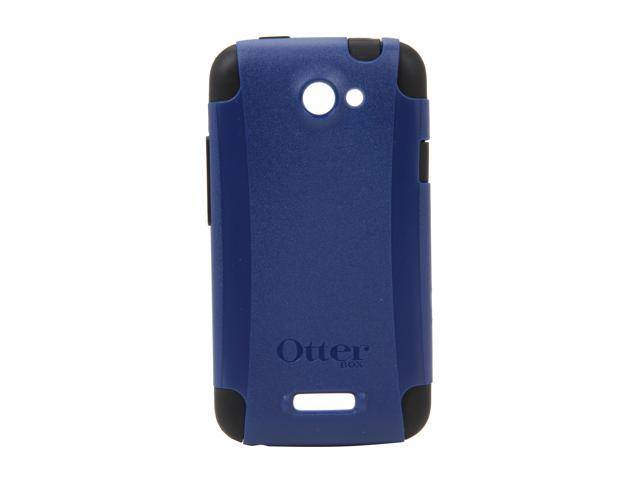OtterBox Commuter Black/Blue Case For HTC One X HTC4-83100-F9-E4OTR