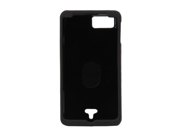 BODY GLOVE Black Flex Snap-on Case for Motorola Droid X2 CRC92183
