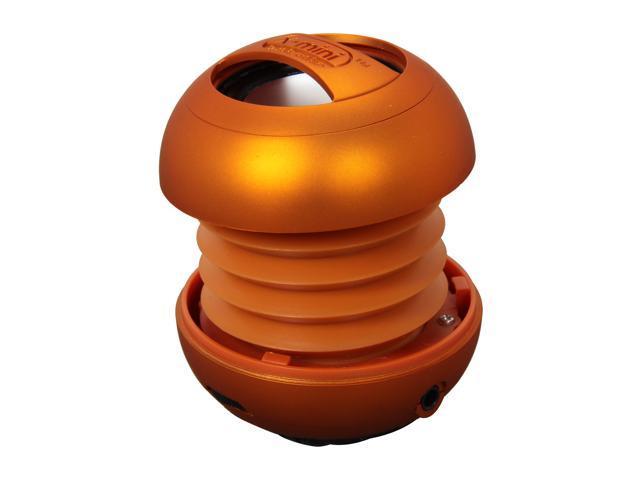 XMI Orange 3.5mm Capsule Speaker X-Mini II