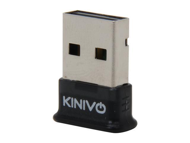 Kinivo BTD-300 Black Bluetooth 3.0 USB Adapter