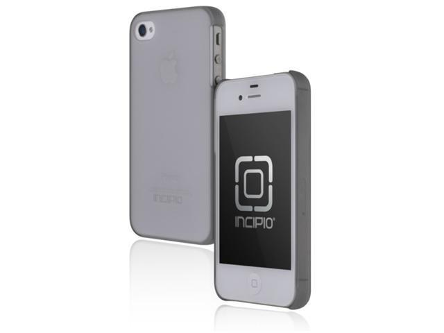 Incipio Matte Translucent Mercury Gray Case & Covers