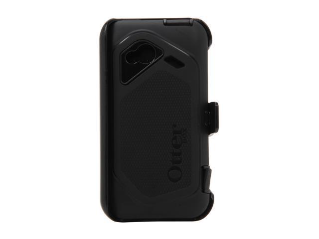 OtterBox Defender Black Case For HTC DROID Incredible 4G LTE HTC2-ADR64-20-E4OTR