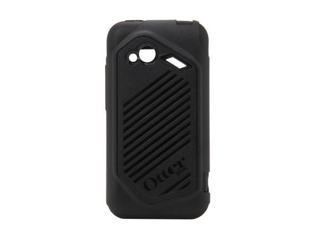 OtterBox Commuter Black Case For HTC DROID Incredible 4G LTE HTC4-ADR64-20-E4OTR