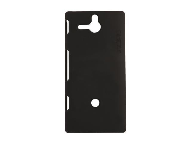 Incipio feather Black Ultralight Hard Shell Case For Sony Xperia U SE-112