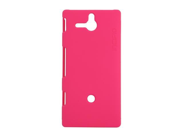 Incipio feather Neon Pink Ultralight Hard Shell Case For Sony Xperia U SE-113