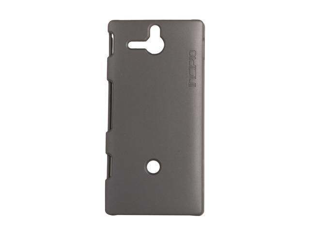 Incipio feather Iridescent Gray Ultralight Hard Shell Case For Sony Xperia U SE-114