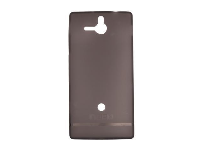 Incipio NGP Translucent Mercury Semi-Rigid Soft Shell Case For Sony Xperia U SE-117