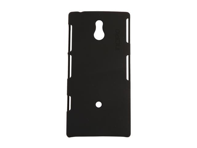 Incipio feather Black Ultralight Hard Shell Case For Sony Xperia P SE-126