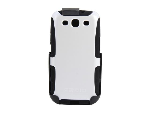 Seidio DILEX Combo Glossed White Holster For Samsung Galaxy S III BD2-HK3SSGS3-GL