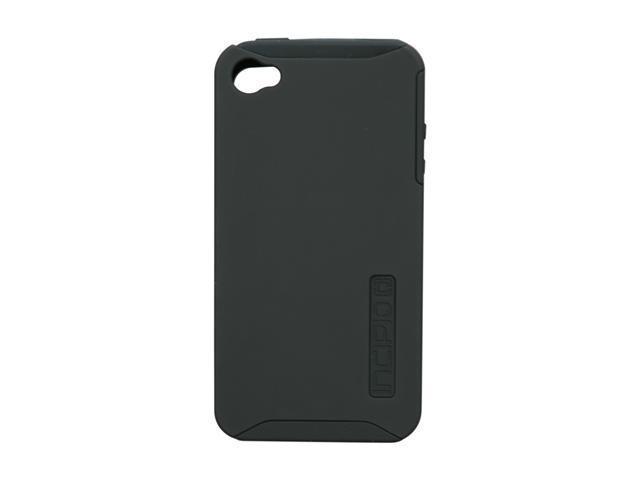 Incipio SILICRYLIC Black Solid Silicone Hard Shell Case for iPhone 4/4S                                                  ...