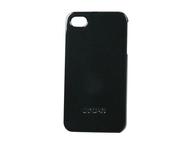 Incipio feather Pearl Metallic Black Ultra Light feather Slim Form Fitted Case for iPhone 4 IPH-516