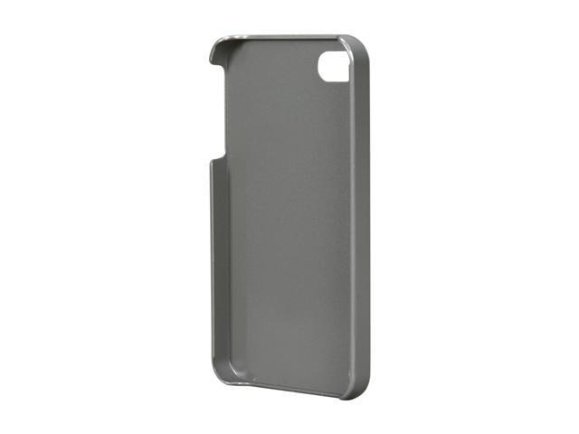 Incipio feather Pearl Metallic Gray Solid Ultra Light Hard Shell Case for iPhone 4/4S                                                         IPH-518