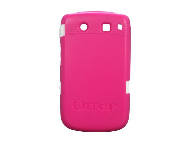 OtterBox Commuter Hot Pink Plastic / White Silicone Solid Strength Case for BlackBerry Torch 9800 RBB4-9800S-44-E4AVN
