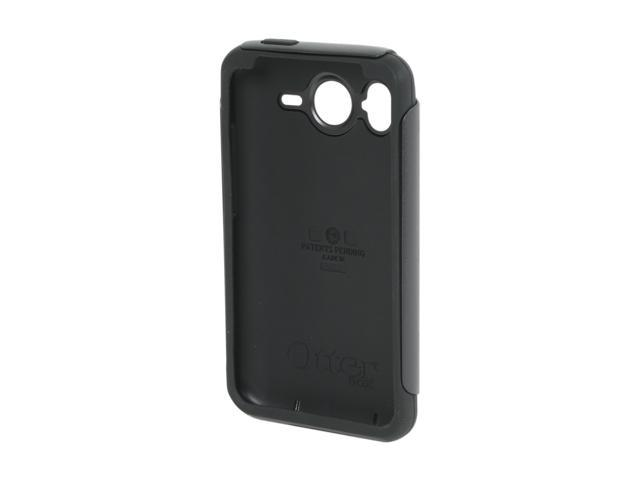 Otter Box Black Commuter Series Case For HTC Desire HD (HTC4-DESHD-20-E4OTR)