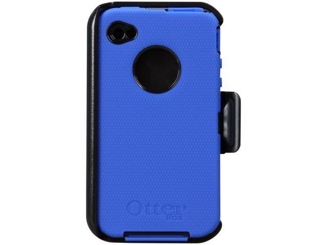OtterBox Defender Zircon Blue Case for iPhone 4 APL2-I4UNI-46-E4OTR