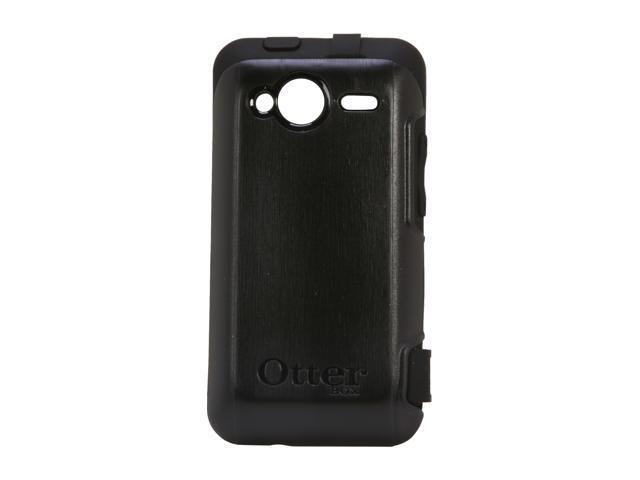 OtterBox Commuter Black Solid Case for HTC EVO Shift 4G HTC4-EVOSH-20-E4OTR