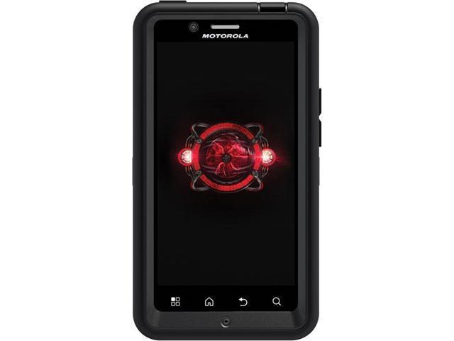 OtterBox Defender Black Solid Case for Motorola DROID BIONIC MOT2-DRBNC-20-E4OTR